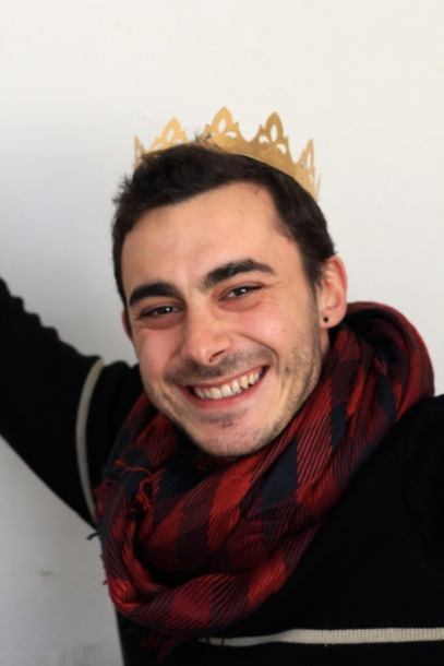 Mathieu is crowned king