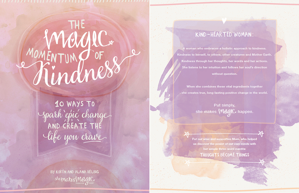 The Magic Momentum of Kindness eBook front cover