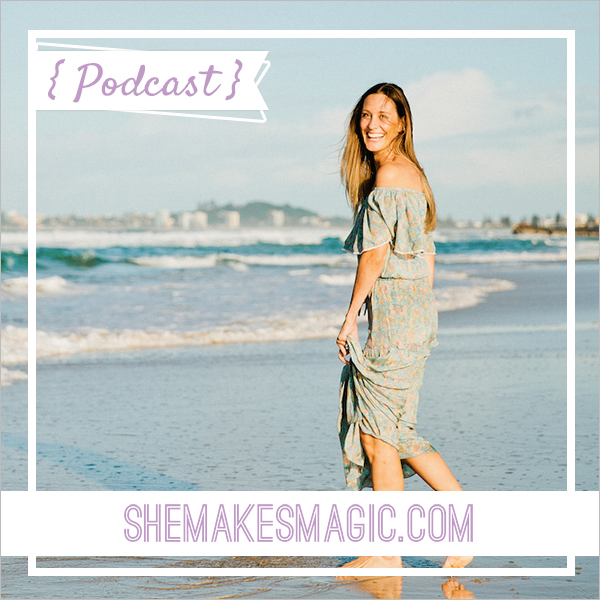 Bec Van Leeuwen She Makes Magic The Podcast SeriesBec Van Leeuwen She Makes Magic The Podcast Series