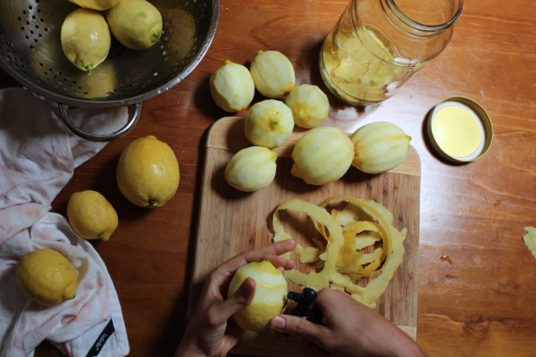 Homemade Limoncello The Traditional Italian Way